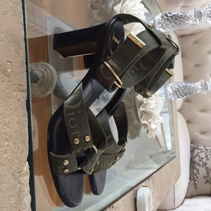 Dior shoes size 38 us size 8